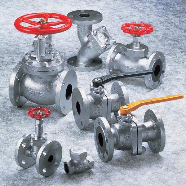 Ductile Iron Valves