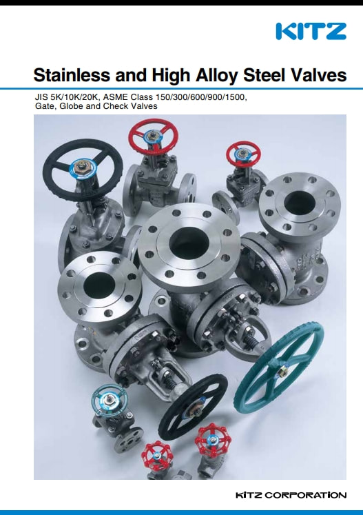 Stainless and High Alloy Steel Valves