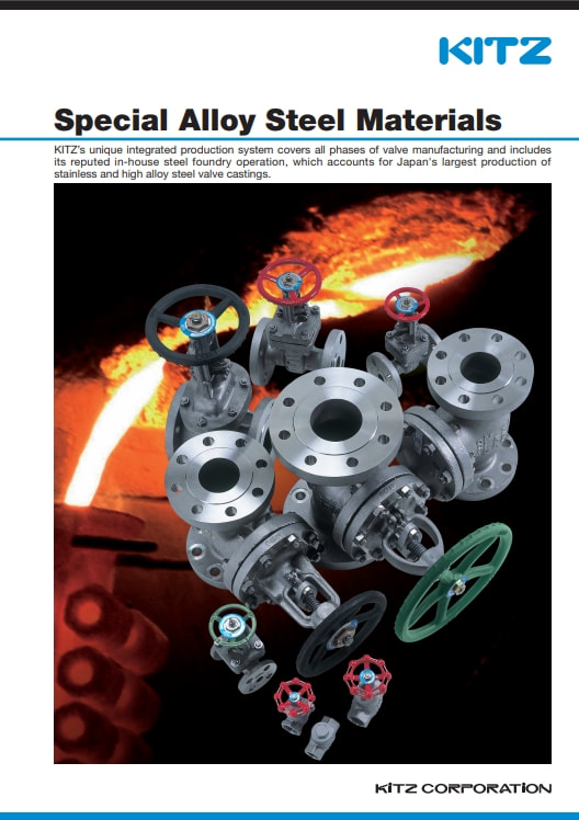 Special Alloy Steel Valves