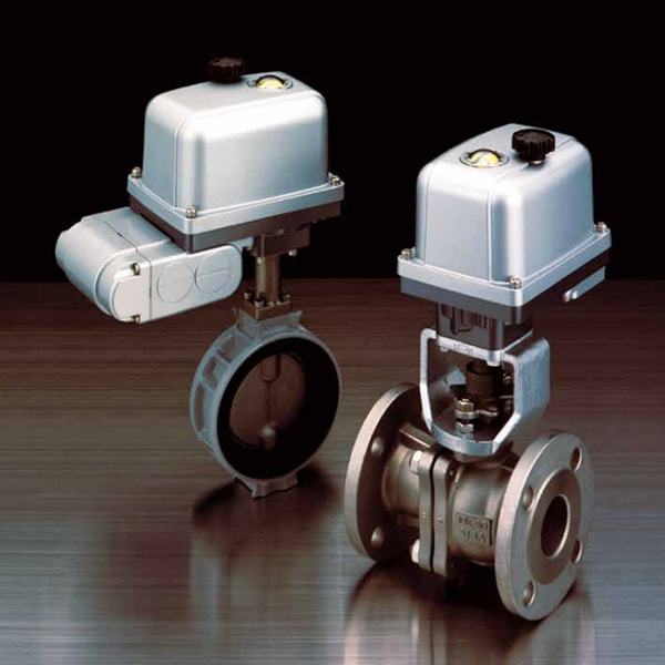 EX Series Electric Actuators